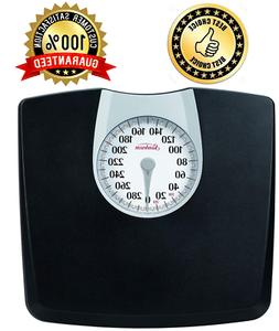 Body Weight Scale Bathroom Fitness Health Analog Mechanical
