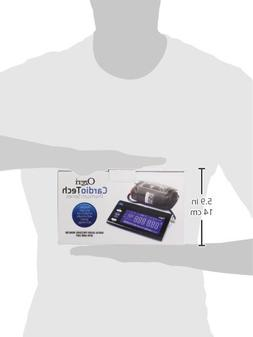 Ozeri CardioTech BP3T Upper Arm Blood Pressure Monitor With