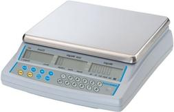 Adam Equipment CBC Counting Scale, 100lb/48kg Capacity and 0