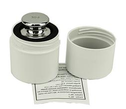 5 Oz Certified Test Weight with Deluxe Case for Pinewood Der