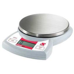 OHAUS CS200P Digital Compact Bench Scale 0.44 lb./0.2kg Capa