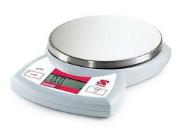Ohaus CS5000 Compact Scale, Balance, 5000g Capacity and 1g R