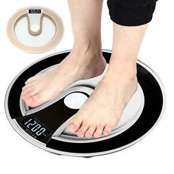 Dad Day 180KG Digital Electronic Weighing Body Weight Round