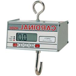 Cardinal Detecto HSDC-40 40 lb. Digital Hanging Scale, Legal