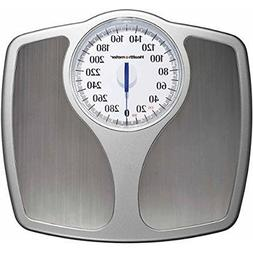 Dial Body Weight Premium Scale Bathroom Stainless Steel 330l
