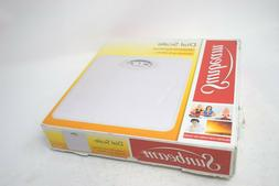 Sunbeam Dial Scale Bathroom Weight Body Health Fitness SAB70