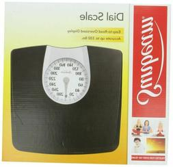 Sunbeam Dial Scale Easy-to-Read Oversized Display Accurate U