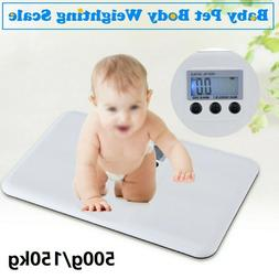 Digital Baby Scale Multifunction Electronic Pet Weighing Sca