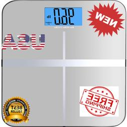 Digital Balance Body Weight Scales For People Maximum Capaci