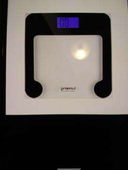 Digital Bathroom Body Weight Scale 400lb/180kg with Batterie