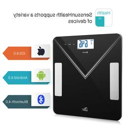 Digital Bathroom Scales Weight Scale Smart Body Fat Bones BM