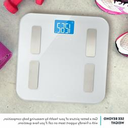 Digital Body Fat Weight Scale by Balance Accurate Health Met