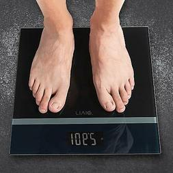 Digital Body Weight Bathroom Scale 440  Pounds Step On for H
