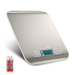 Digital Kitchen Scale 5kg 1g 0.01oz Electronic Food Diet Pos