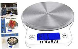 Digital Kitchen Scale, Highly Accurate Multifunction Food Sc