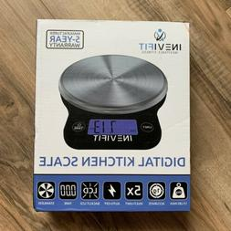 INEVIFIT DIGITAL KITCHEN SCALE Highly Accurate Multifunction