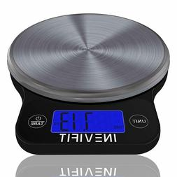 INEVIFIT DIGITAL KITCHEN SCALE Multifunction Food Scale 13 l