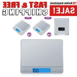 Digital Kitchen Scale Weight Ounces Ozeri and .1g Gram Scale