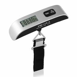 Camry Digital Luggage Scale 110 Lbs Portable High Precision