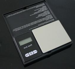 Digital Pocket Scale 0.1 Precision Jewelry Gold Silver Coin