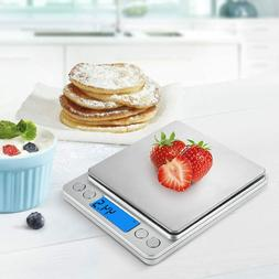 Digital Scale Jewelry Kitchen Weight Food Pocket Electronic