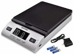 DIGITAL WEIGHT SCALE 50 Lbs Electronic Postage Mail Lot Pack