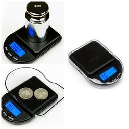 Digital Weighting Scale Jewelry Marijuana Weed Pot Weights P