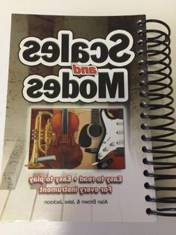 Easy-To-Use: Scales and Modes : Easy to Read, Easy to Play;