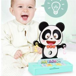 Educational Toys for Kids Panda Match Math Balancing Scale N