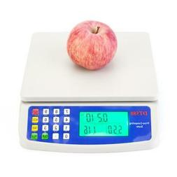 Electronic Digital Weight 33LB 15kg *1g Price Computing Food