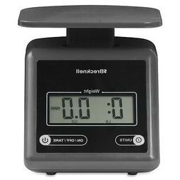 Brecknell Electronic Postal Scale, 7 Lbs Capacity, 6-4/5 x 5