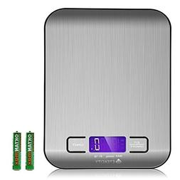 Digital Electronic Scale Portable LCD Kitchen Food Diet Weig