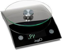 Ozeri Epicurean Digital Kitchen Scale, 17 lb Capacity, Elega