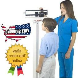 Detecto Eye Level Physician Scale