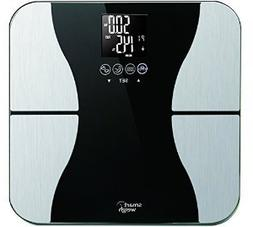Premium Smart Weigh Body Fat Digital Precision Scale with Te