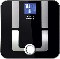 GoWISE USA Digital Body Fat Scale - FDA Approved - Measures