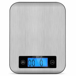 Food Scales Digital Weight Grams Oz With Lcd Display For Kit