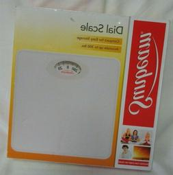 Sunbeam Full View Dial Scale SAB700, New, White Accurate to