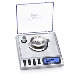 Smart Weigh GEM20 High Precision Digital Milligram Scale 20