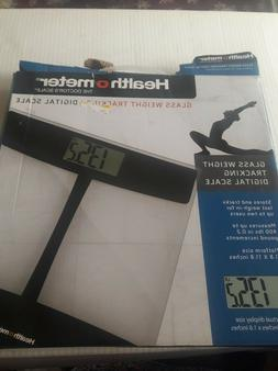 Health O Meter glass  Digital Scale   Weight Tracking