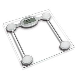 Salter Glass Electronic Bathroom Scale 9018SSV3R