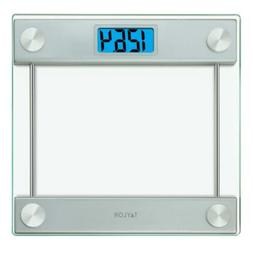 Taylor Precision Products Glass Electronic Scale