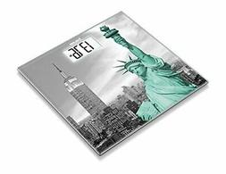 Beurer Glass Scale With New York City Design, GS203 NY