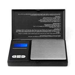 Gram Scale .01 x 200g Digital Scale Professional Mini