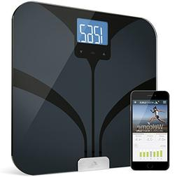 Bluetooth Smart Scale by GreaterGoods, Secure Solution for y