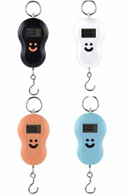 Hanging Scales Portable Digital Handheld Luggage Weight Elec
