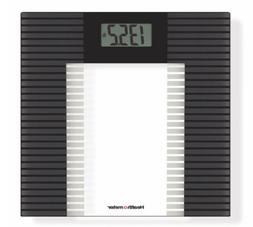 health o meter digital glass bathroom scale
