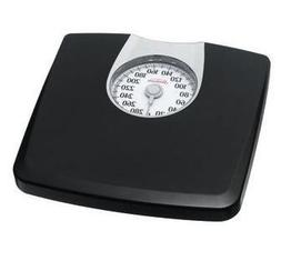 HEALTH 0 METER SAB602DQ1-05 SB SPD DIAL SCALE BK-SLV by Heal