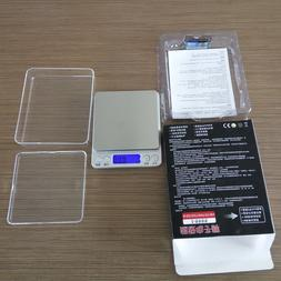 High-precision kitchen electronic scales jewelry mini pocket