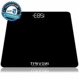 Highly Accurate Digital Bathroom Body Scale Measures Weight